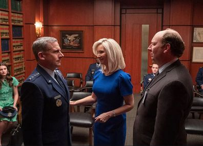 Lisa Kudrow, Steve Carell, Space Force