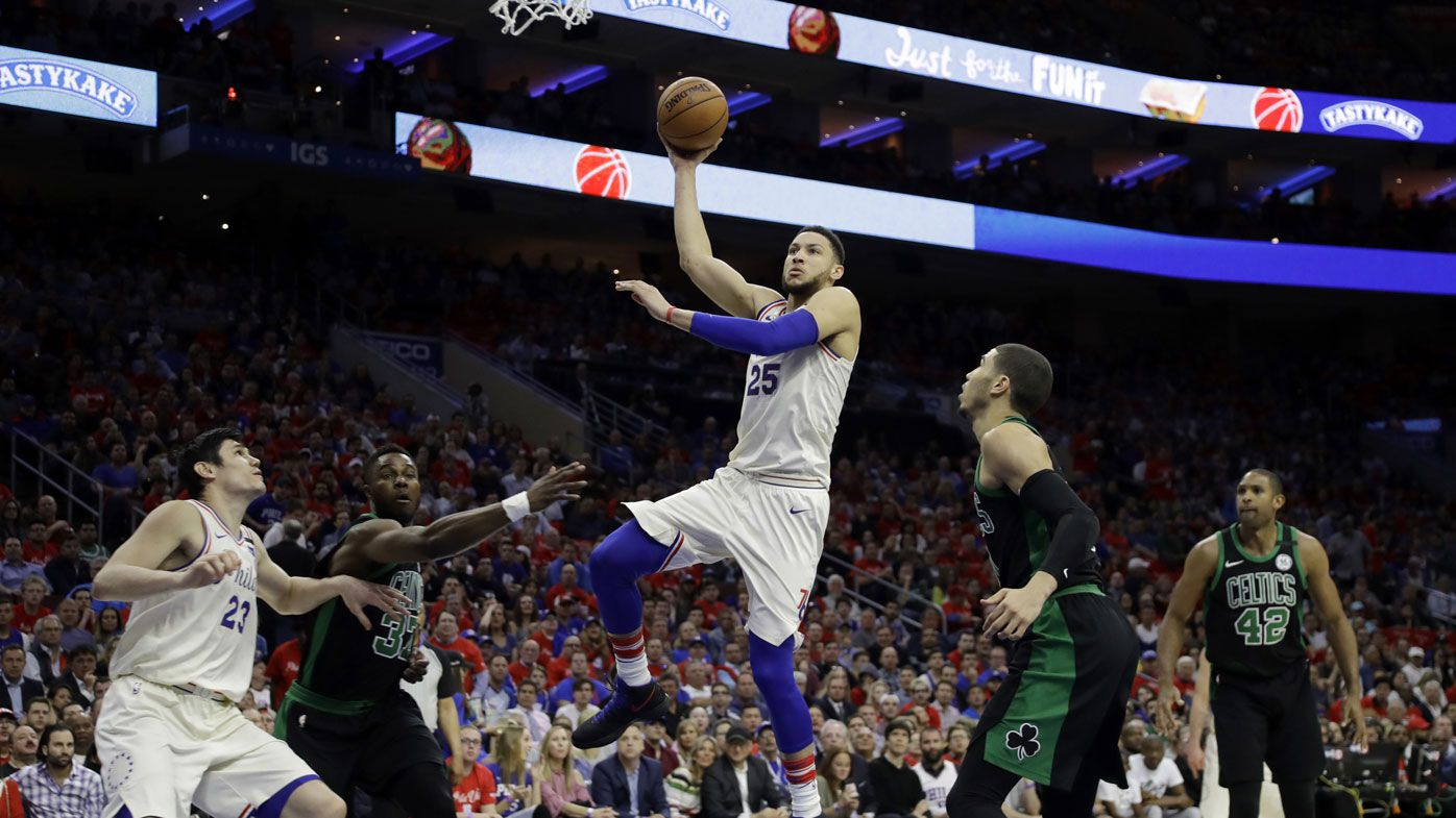 Ben Simmons' Philadelphia 76ers stay alive in NBA Playoffs series against Boston Celtics