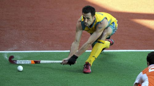 Mark Knowles and his Hockey team is a medal prospect for the 2018 Commonwealth Games