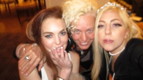 Lady Gaga casts best pal Lindsay Lohan in new music video