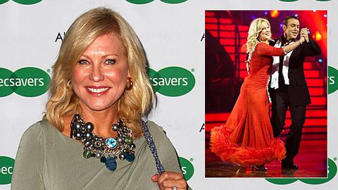 'Dancing With The Stars saved my life': Kerri-Anne Kennerley on breast cancer diagnosis