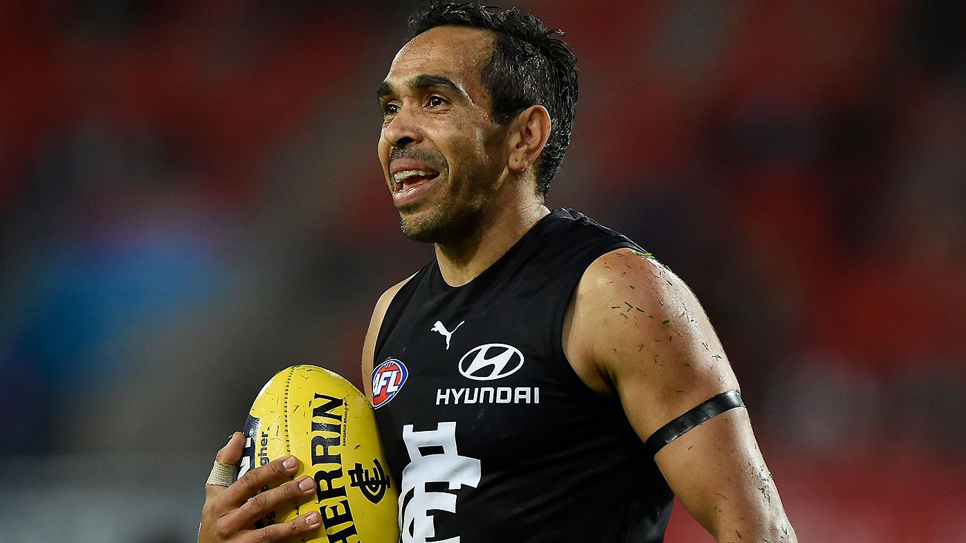 Eddie Betts praised by Blues for accepting move to rookie list during 2021 season