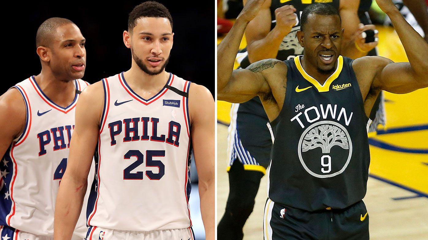 NBA trade deadline just hours away