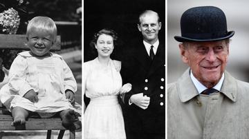 Prince Philip turns 98