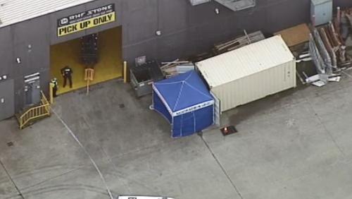 Worker dies in fatal Melbourne industrial accident