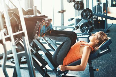 You need a gym membership and equipment for a quality strength workout