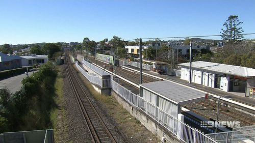 A fault in overhead powerlines sparked the delays. (9NEWS)