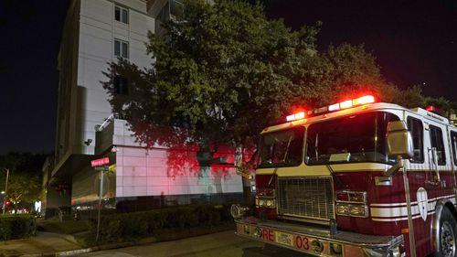 Chinese Consulate, Houston