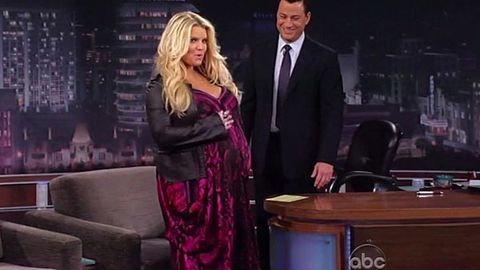 'When my water breaks it'll be like a fire hydrant!' Jessica Simpson's hilarious pregnancy quotes