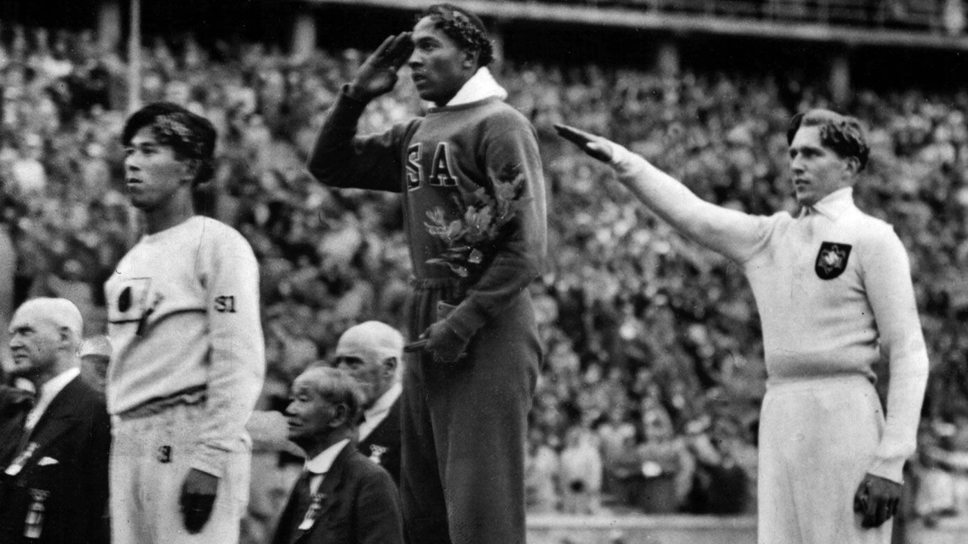 How a German athlete helped African-American icon Jesse Owens humiliate Adolf Hitler