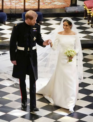 Meghan Markle royal wedding to Prince Harry