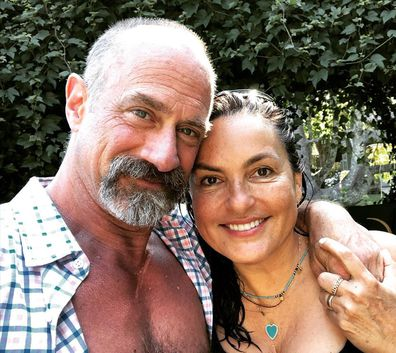 Mariska Hargitay and Christopher Meloni reunite.