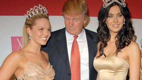Comey said Trump treats women like 'pieces of meat'.