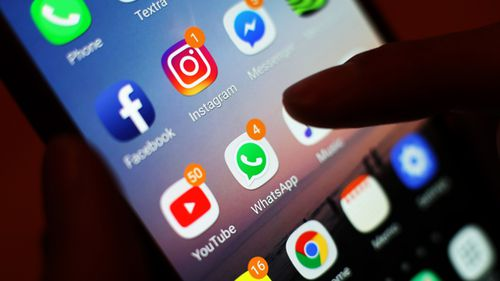 Online safety groups have warned about the risks of young people's photos being harvested onto other websites once they have been posted onto social media platforms, such as Instagram.