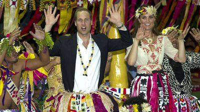 Prince William, 2012