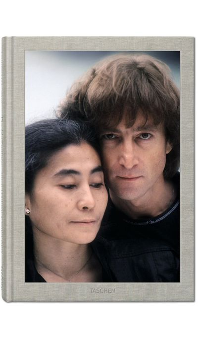 <p>'Double Fantasy' by Kishin Shinoyama</p>