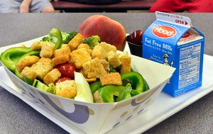 Teachers to tell off parents for unhealthy lunchbox choices