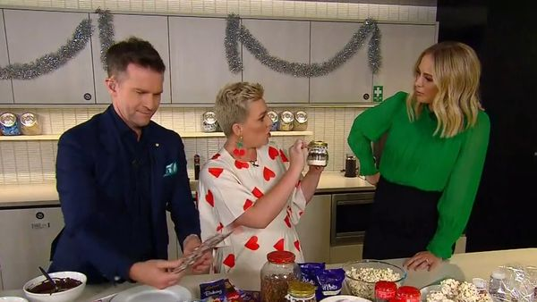 Three-ingredient Christmas treats with Jane de Graaff