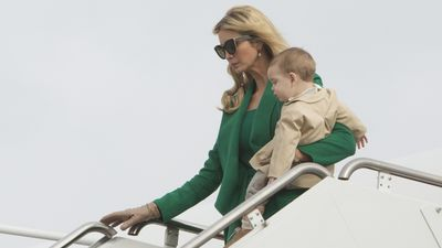 <p>As the daughter of a former model and billionaire Ivanka Trump, 35, was destined for a life near the front row.<br /> With a trim figure and quixotic expression Ivanka made her way onto the New York and European runways as a teenager before realising that the real money was to be made on the other side of the dressing room.<br /> Now Ivanka's own brand, perfume and lifestyle website are valued at more than $100 million and number crunchers predict greater growth now that daddy is in the oval office.  <br /> The chief analyst of the NDP Group predicts greater growth for the Ivanka Trump clothing line with dress sales skyrocketing every time she wears one of her own dresses at an event. <br /> With the hashtag #womenwhowork, Ivanka Trump knows her audience. And she also knows how to attract the limelight. Moments before official Inauguration festivities kicked off on Friday, she did exactly that, exiting a plane in Washington, toddler son Theodore James Kushner on her hip, wearing a green coat that saw her standing out in a sea of black. Style watchers were not surprised. Ivanka has long had an eye for both fashion and taking centre stage. Here, we take a look at her doing both throughout recent years.</p>