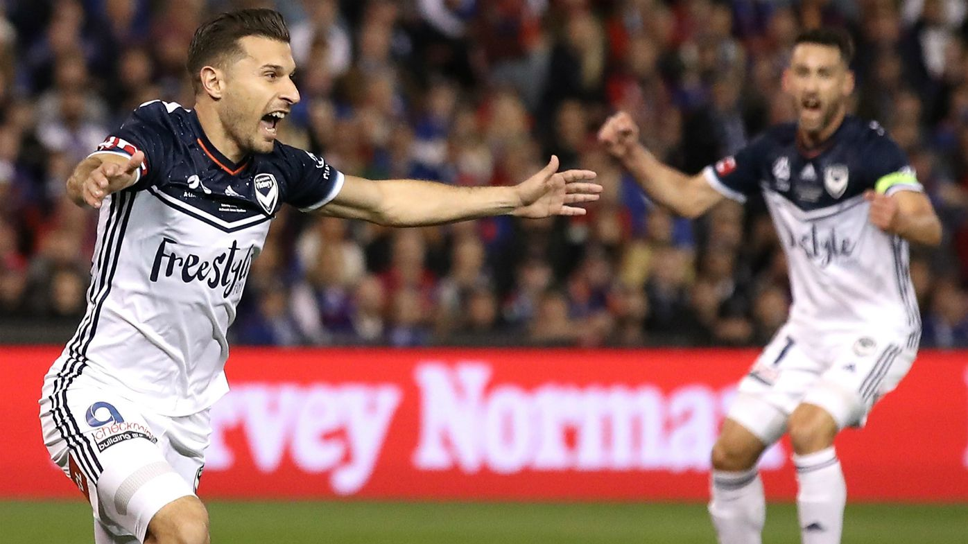 Kosta Barbarouses admits VAR assisted Victory's Grand Final