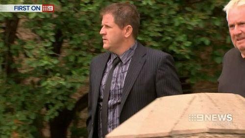 Nicholls will return for sentencing next week. (9NEWS)