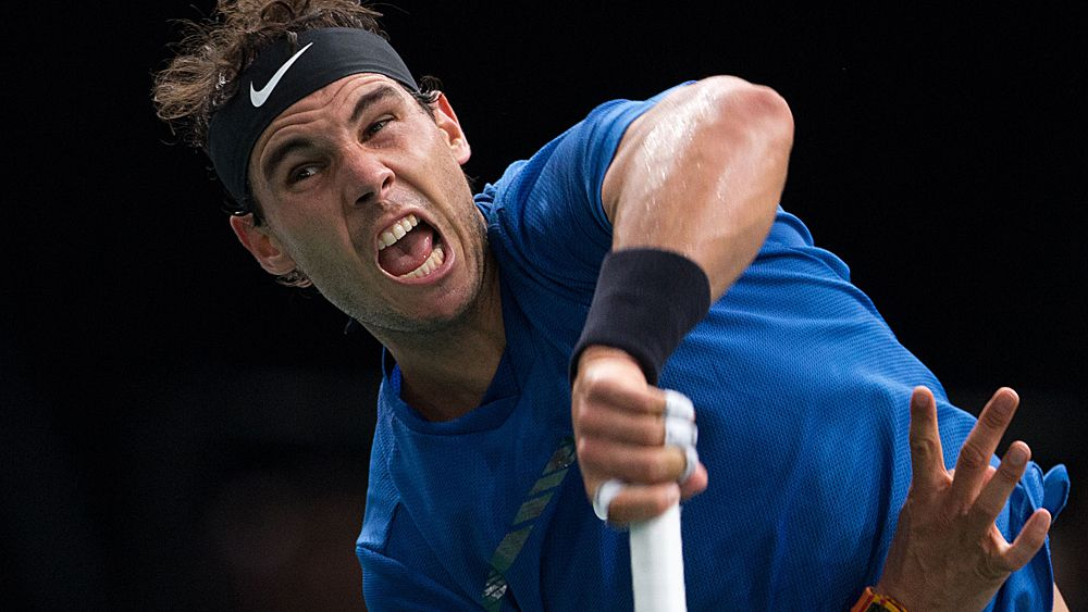 Tennis: Rafael Nadal set to be fully fit for ATP Finals