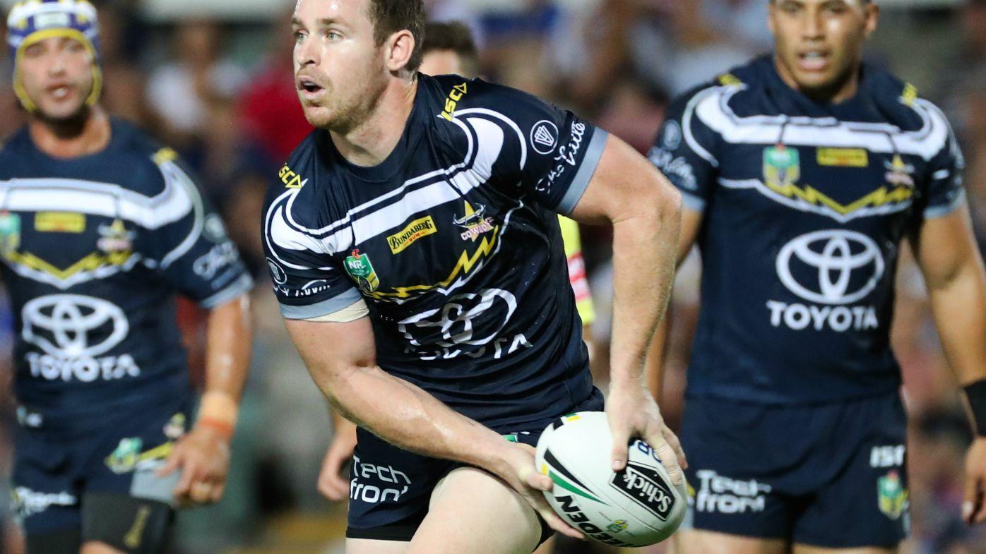 Michael Morgan in action
