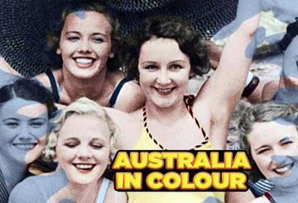 Australia in Colour