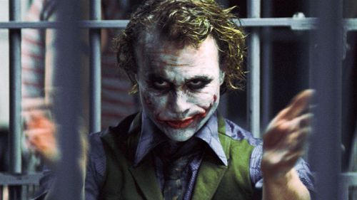 Ledger's Oscar for his haunting portrayal of The Joker will be on display. (AAP)