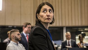 Premier Gladys Berejiklian is implementing a NSW-wide shutdown.