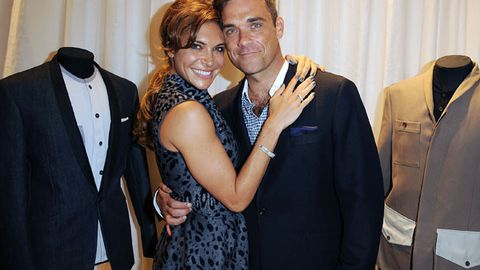 Robbie Williams and wife Ayda welcome first child, daughter Theodora 'Teddy' Rose