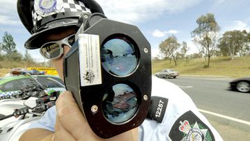 Man charged after allegedly speeding with three children in the car