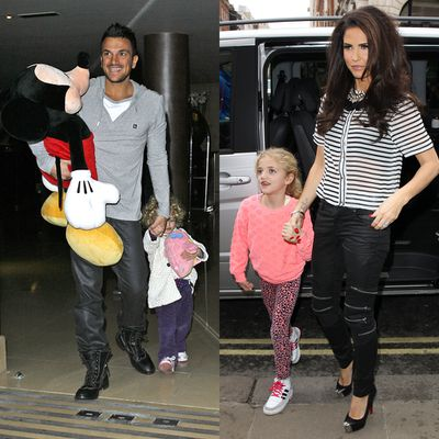 Peter Andre and Katie Price's daughter Princess Tiaamii Crystal Esther