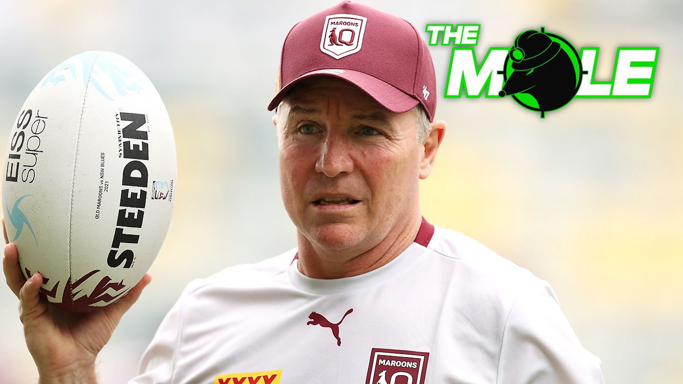 QLD coach Paul Green