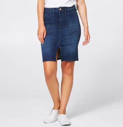 "<a href=""https://www.target.com.au/p/denim-skirt/60843449"" target=""_blank"">Denim Skirt</a>, $30"