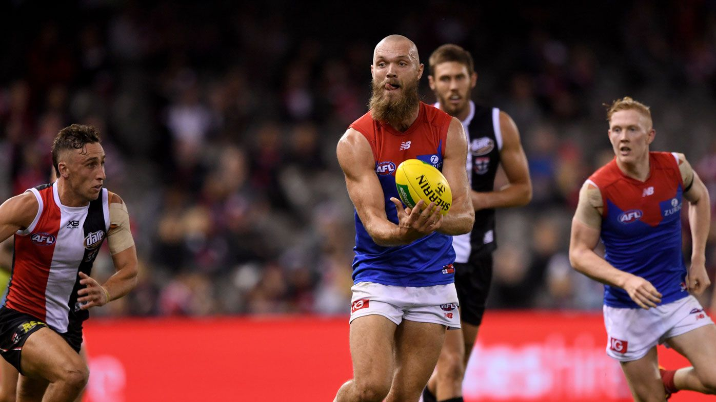 Demons easily beat wasteful Saints in AFL