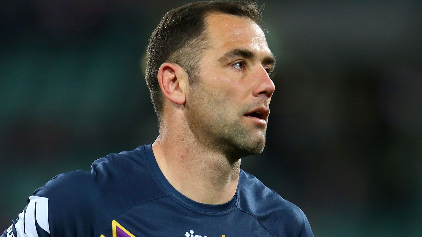 'The health and safety of all Australians is paramount': Cameron Smith calls for NRL to suspend amid threat of coronavirus