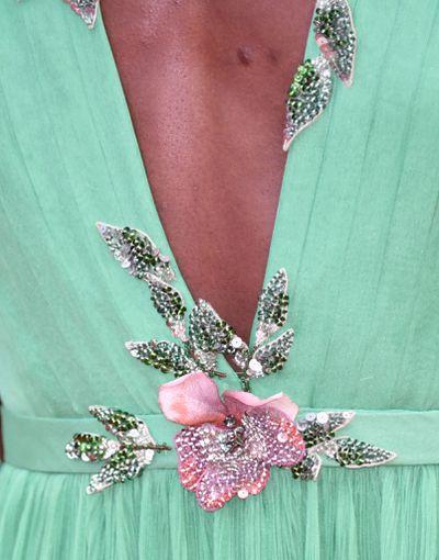 <p>Lupita Nyong'o in Gucci</p>