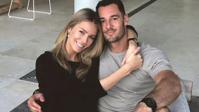 Jennifer Hawkins Jake Wall