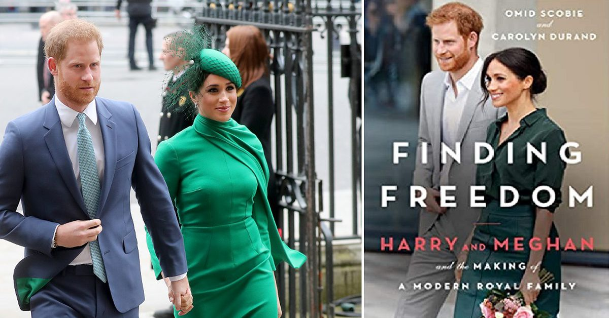 Author denies Harry and Meghan book is being urgently changed – 9Honey