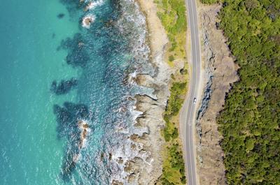 7. The Great Ocean Road, Vic