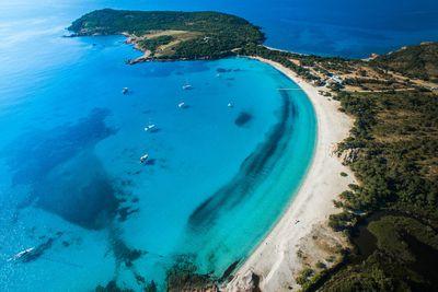 17. Corsica, France