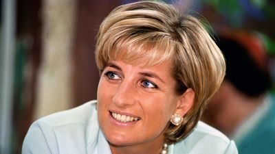 In a move sure to please royal watchers, the name Diana was included in a nod to William's beloved late mother. (AAP)