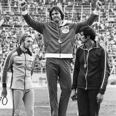 On becoming an Olympic star in 1976