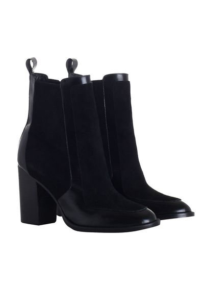 <p>While I claim I'm ready for spring, my sock tan denotes otherwise. These ankle boots will make the transition easier.</p>