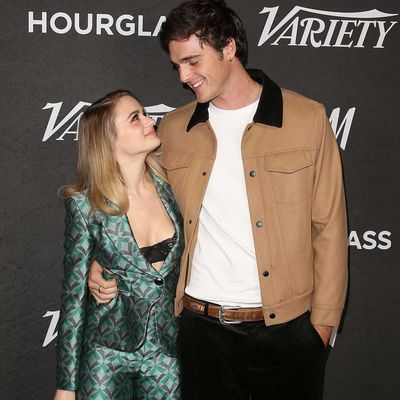 Joey King and Jacob Elordi: August 2018