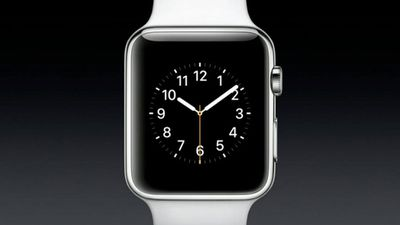 The Apple Watch band will come in a range of designs such as the stainless steel and sports styles.
