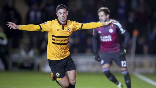 Welsh soccer club Newport County AFC was bought by Les Scadding with his lottery winnings.
