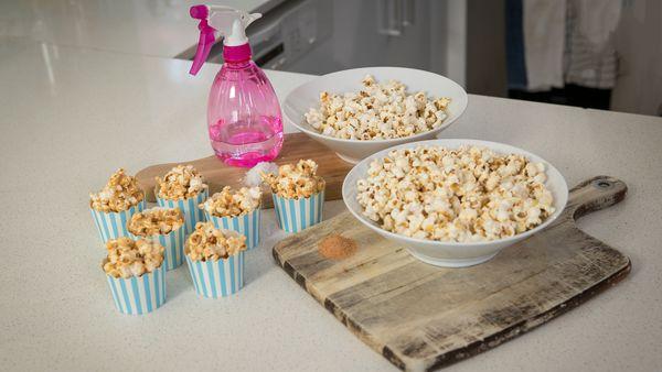 Anna Polyviou gives us popcorn 3-ways