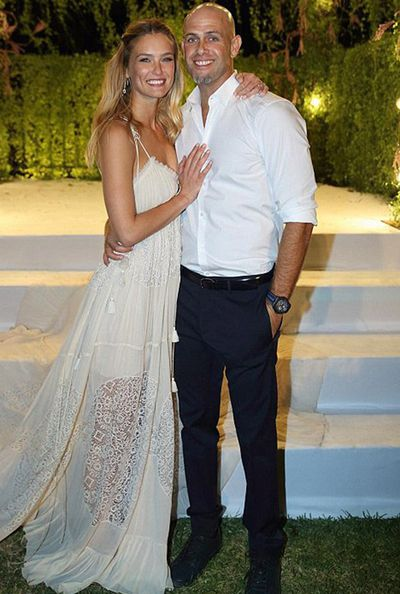 <strong>Who:</strong> Bar Refaeli married businessman Adi Ezra<br /><strong>Dress:</strong> Custom-made Chloé<br /><strong>Where:</strong> Northern Israeli Carmel Forest
